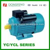 Yc Ycl Single Phase Electric Motor Squirrel Cage M Manufacturer