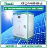 30KW three phase off grid solar power inverter with LCD display