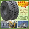 Top Quality Industrial Forklift Solid Tyre 16X5-9 Manufacturer