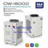 Industrial Chiller For 100W CO2 RF Laser Marking M Manufacturer