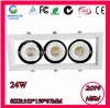 Hot Sale!  LED  Office  Grille Light  IP40 24W 180 Manufacturer