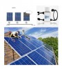 IP67  PV  Solar  Inverter  On Gird Tie System 250w Manufacturer