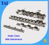 Roller Chains with Straight Side Plates (C16B-1 H= Manufacturer