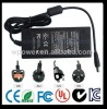 12V 5A Desktop Power Adapter with UL FCC Saa CE Ro Manufacturer