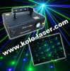 Green and Violet Moving Head Twinkling Laser Show Manufacturer