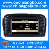 Ouchuangbo GPS Sat Navi For Mercedes Benz Sl R230  Manufacturer