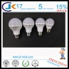 5% Discount E27 3W-12W LED Light Bulb Housing Manufacturer