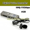 R-166, Digital Voice  Recorder ,Modes: LP/Sp/HP/Sh Manufacturer