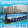 Round Above Ground Swimming Pool Cover P2302, Sola Manufacturer