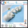 3W 5W 7W 9W 12W SMD5730 B22 E27 LED Light bulb factory
