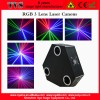 Most Powerful Laser Light Show Machine RGB Laser Light Vs-15D 3 Lens Pub Laser Light Projector