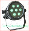 7*10W LED Waterproof Par Stage Lighting/Mini Stage Lighting