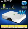 Android 4.4 TV Box 3D Blue-Ray 4K HD Quad Coree Me Manufacturer