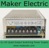 Quad Output  Switching Power Supply  Manufacturer