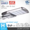 135W UL Listed LED Road Light Lamp with Meanwell Driver