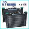 1-10L Oil Flow DC 24V Air To Oil Heat Exchangers Manufacturer