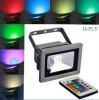 Color Changing WiFi LED Floodlight RGB Available Manufacturer