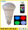 Top Selling LED WiFi / E27 LED WiFi Bulb / RGB WiF Manufacturer