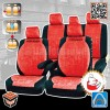 Itailormaker™ Universal Velour Seat Covers ( Itm- Manufacturer