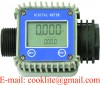 Adblue flow meter / Digital flow meter / Chemical  Manufacturer