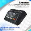 Professional Powered Audio Mixer with Amplifier Manufacturer