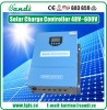solar charge controller 360V 100 amp solar charging regulator