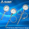 Sand Melt Pressure Gauge For Plastic Extrusion Line