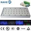 Dimmable 120W 16in Aquarium LED Lights For Coral Reef with UL Approved Meanwell Driver
