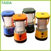 Taida CE & RoHS Solar Lantern with USB and Lithium Battery,For Camping Lighting