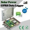 2017 Solar Power GPRS Data Logger