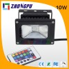 LED Flood Light 10W 20W 30W Color Changing RGB Projection light