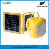 2W  Solar Powered  LED Light with double  solar  p Manufacturer