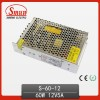 60W 12V Mini Size AC To DC Single Output Switching Manufacturer