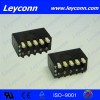 Pitch 2.54mm H6.5mm SMT  Dip Switch  Manufacturer