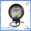 Round  LED  Work  Lights  10V-30V Aluminum 27W IP6 Manufacturer