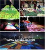 P6.2mm Man-machine interactive floor LED screen,P8.9mm Interactive dance floor LED screen