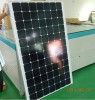 high efficiency 250W USA Sunpower Mono Solar Panel Manufacturer