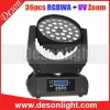 36pcs 10W / 15W 4in1,5in1,6in1 LED Zoom Moving Head DMX LED Light Lm-023B