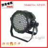54pcs 3W Rgbw LED Par CAN Waterproof IP65 Design L Manufacturer