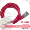 6*50mm Stainless Steel Probe with Shrinkage Neckin Manufacturer