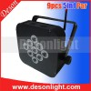 9X15W 5in1 LED Wireless DMX Battery Par Light LP-1 Manufacturer