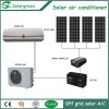 Complete Range of 100% Solar Air Conditioner Driven By Solar Power Only