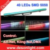 SMD5050 Magic  LED  Colorful  Bar  Wall Washer wit Manufacturer