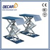 Surface Mounted Full Rise Scissor Lift For Worksho Manufacturer