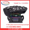 The New Version LED Beam Moving Head Light Double Eight Spider Light Bar Effect Light