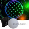 :DMX lifting machine Lifting LED ball  light disco Manufacturer