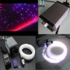 5W Twinkle Color Wheel Optic Fiber LED Light Source For Indoor Decoration