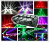 8pcs 10W Spider LED Moving Head Light
