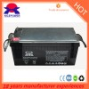 Lead Acid Battery  12V200AH For Solar System Manufacturer