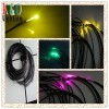 Solid Core End Lit  Fiber Optic  with 1.5mm and Bl Manufacturer